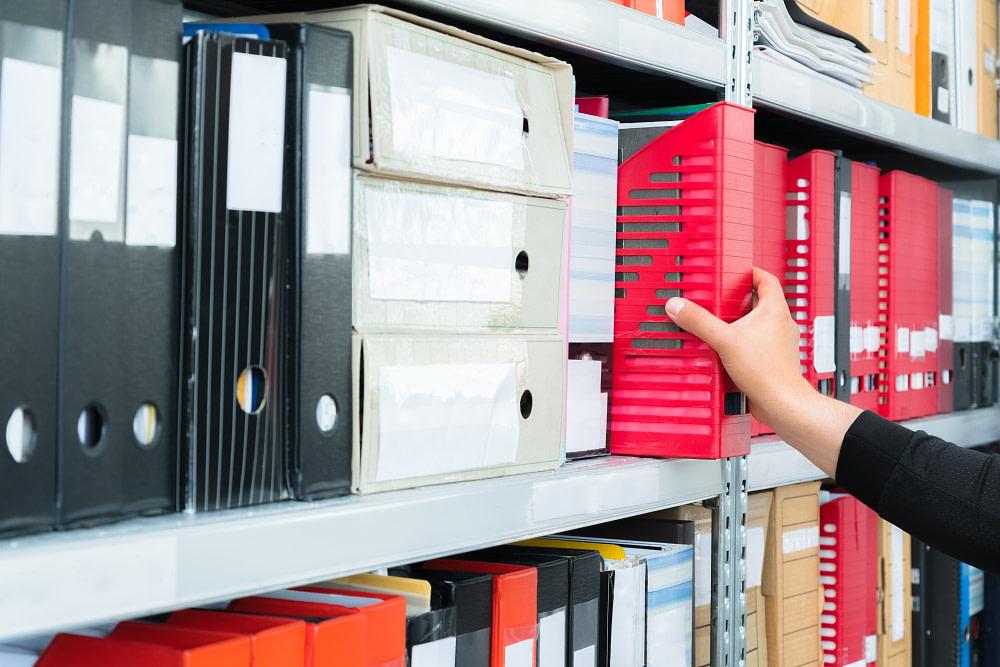 Archivace dokumentace