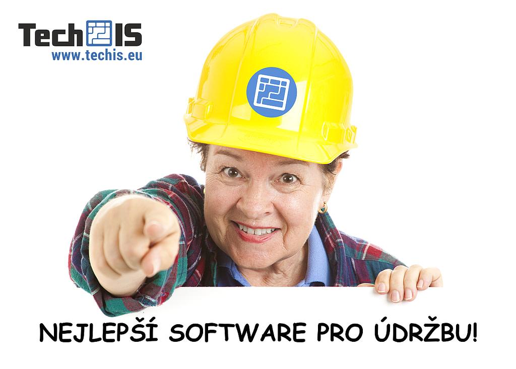TechIS - nejlepší software pro údržbu