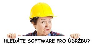 Hledáte software pro údržbu?